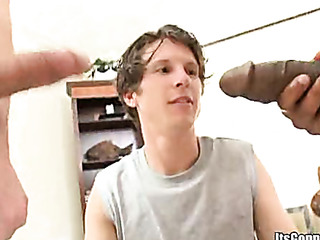 guy gets fucked after