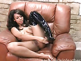 Danni Masturbating