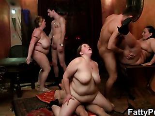 bbw orgy sex the