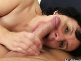 Cums on the mother in law