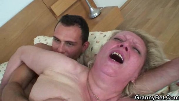 Fursuit sex lusty grandma has her juicy cunt penetrated