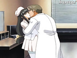 Hentai doctor is banging one of his nurses