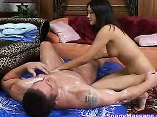chinese masseuse gives