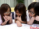 Three Horny School girls