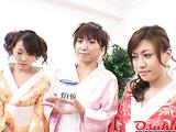 Three hot teen Japanese