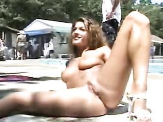 sorority sluts show their