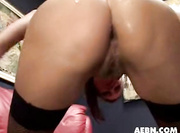 ass creampie