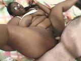 Big black skank