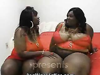 hot black bbw lesbians