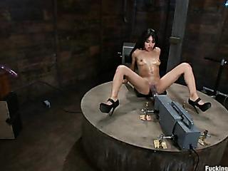 real fucking machine porn