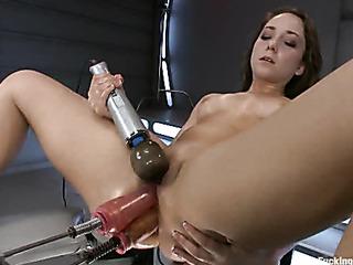 Mechanical dildos sex machine videos