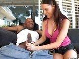 Big black cock sex video