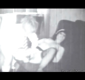 Black and white retro porn with lesbians video
