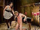 Teen guy gets enslaved video