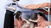 female prisoners and naked
