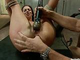 Threesome banging bsdm movie