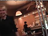 Hot blonde sucks cock amateur video