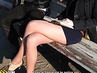 hot fucking the public