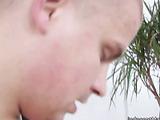 Emo takes hot facial