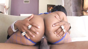 chubby black whore rides