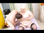 fat servant gets fucked