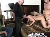 Hid buddy and daddy fucking his GF