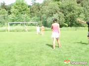 cool group fucking outdoors