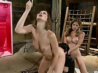 pussy hungry masochistic lesbians