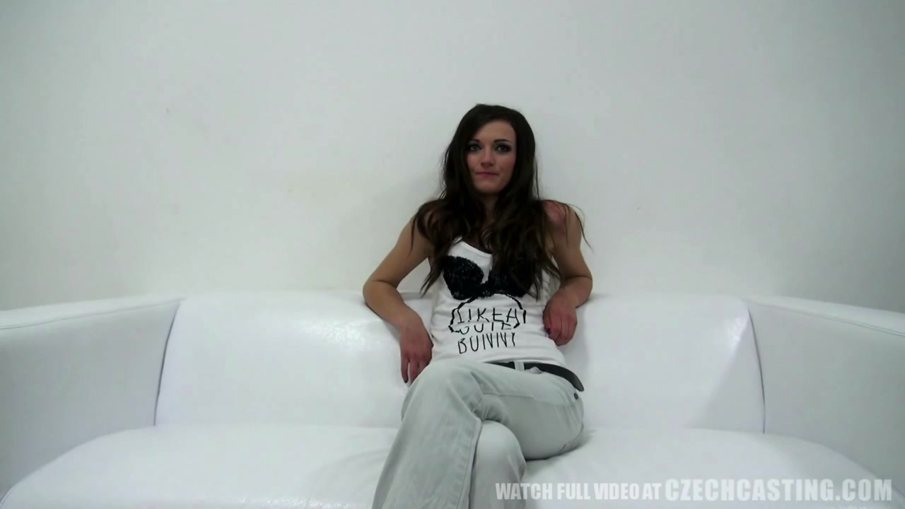 Casting Couch First Anal