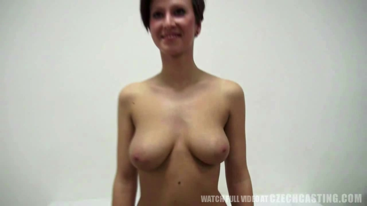 short haired girl ex naked
