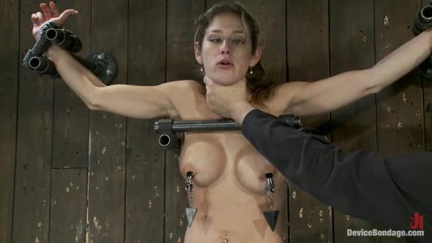 Charlotte vale bound gagged and tortured by her mistress - 2 part 6