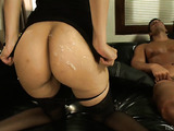 Awesome assfucking scenes with very hot trannies getting their asses completely slammed