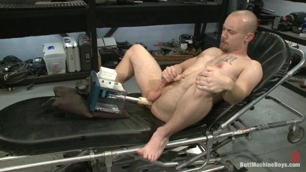 Fucking Machine Gay Porno - Les Tubes XXX Plus Populaires Sur - Session dure de fucking machine.