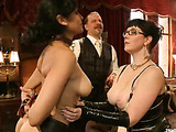These sluts of all skin clolors come here to be fucked hard because they love bdsm a lot