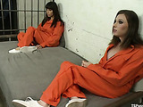 Two young prisoners chose to spice a night in a prison