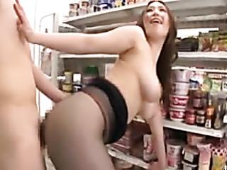 boobilicious oriental shop assistant