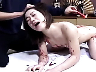 gorgeous horny maiden gets