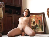 Pornstar Chanel Chavez masturbation to orgasm