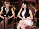 Tender gurls discuss lifestyle domination and submission and delve into food domination as well.