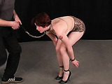 Coquette enjoys special BDSM stuff as sources of pleasure