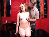 Pain and pleasure in the dirty sexual act with redhead