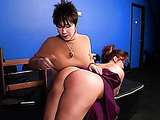 Mature ladies play dirty BDSM games in the best traditions