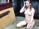 Fat amateur slut wasn't against to get bondaged on the cam