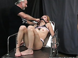 Petite peaches like to get their twats stimulated hard