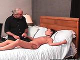 Helpless sexy hottie has to suffer crazy BDSM tortures