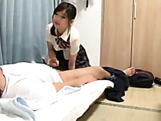 cute japanese school girl