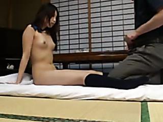 japanese schoolgirl undressed older