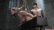 blonde porn chick gets