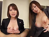 Hot milfs have prepared sexual session