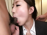 The guys kiss girl's face and take off her clothes for hardcore body teasing